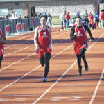Hillsboro boys Track and Field places first at Miami Trace tri-meet with East Clinton on Tuesday