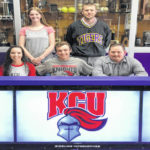 Tite, Mossbarger sign for football