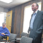 Highland County permissive sales tax receipts slowly rising