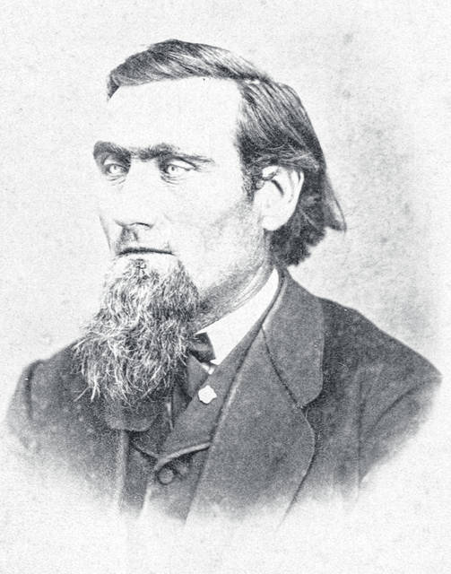 This photo, one of dozens of undated, unidentified pictures kept by the Highland County Historical Society, depicts a man with a large beard and striking bright eyes. Do you know who he is? Where the photo might have been taken? When it might have been taken? We're interested. Call us at 937-393-3456, email us at HTGinfo@timesgazette.com or visit us on Facebook at www.facebook.com/TheTimesGazette.