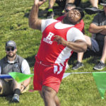 Stodgel earns 9th at State meet in boys Shot Put for Hillsboro