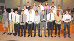 Frontier Athletic Conference Spring sports banquet held in Washington Court House