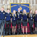 Fairfield FFA holds end of year banquet