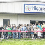 Highco West location holds ceremony