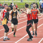 Fairfield boys Track and Field claims 2019 SHAC Championship