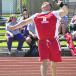 Hillsboro boys Track and Field teams finishes 2nd at District meet in Washington Court House