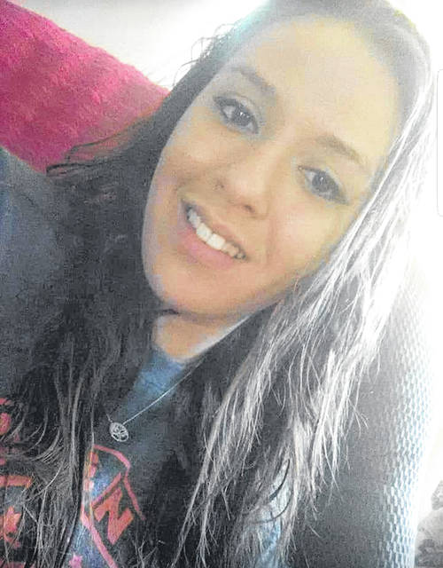 Shown is one of the most recent photos of Lanessa Roosa, who disappeared Jan. 1 and has been missing ever since.