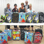 Suitcases for kids in need