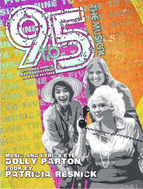 "The SSCC Theatre will present ""9 to 5: The Musical"" July 26-28 at the Edward K. Daniels Auditorium on the central campus in Hillsboro."