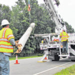 Morning crash sends two to HDH