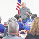 Collapse abatement, building code changes discussed