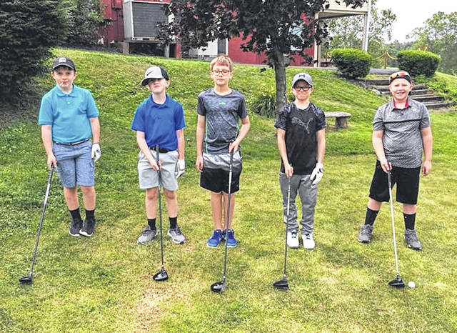 Each summer the Hillsboro Elks conducts a golf clinic for youth of the community. This year's clinic was Saturday, June 15, from 8:30 A.M. to 11 A.M. The 18 young golfers who attended received instruction on putting, chipping, iron play, driving and golf etiquette. Afterward an adult/youth golf tournament was held with 12 teams participating. A big thanks to the following Elks and volunteers who made this possible: Joe Shelton, Buzzard Wilkin, Matt Williams, Dan Pearce, and Emily Canter and to Ponderosa in Hillsboro for providing lunch.