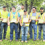 District 9 holds Annual Roadeo Competition