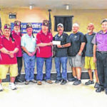 Greenfield Eagles donate to Shriners