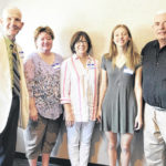 Retired teachers award 3 scholarships
