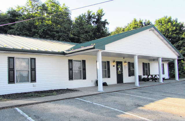 The Highland County Homeless Shelter, a finalist in a contest to receive a share of $1 million in grant funding, is shown in this photo.