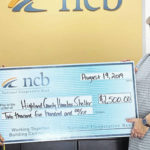 NCB donates to homeless shelter