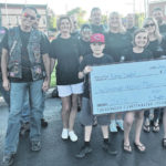 Veterans donate to KAMP Dovetail