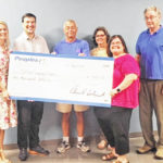 Peoples Bank donates to Grow! Highland County