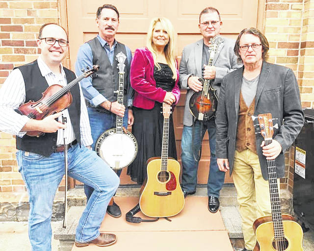 The Poverty String Band from Lucasville will headline Saturday's Bluegrass Festival in Bainbridge.