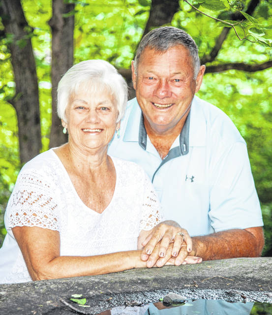 Chester and Diana Stephan of New Market are celebrating their 50th wedding anniversary. They married on Aug. 23, 1969 at the Mowrystown Presbyterian Church. The couple have a daughter, Julie (Ben) Biernat of Batavia, and a son, John (Kim) Stephan of Mowrystown. They are also the proud grandparents of Logan and Kenzie Stephan and Sophie and Evan Biernat. Family and friends are invited to join the Stephan family in celebration of the occasion at an open house on Saturday, Aug. 17 from noon to 3 p.m. at the Mowrystown Church of Christ Fellowship Center.