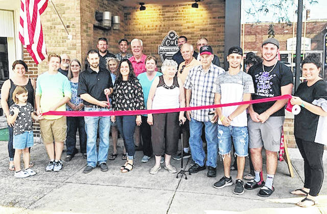 C&C Barbershop in Greenfield recently celebrated the grand opening of its new location at 342 Jefferson St.