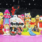 Cookies with Characters