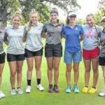 McClain FAC girls golf results