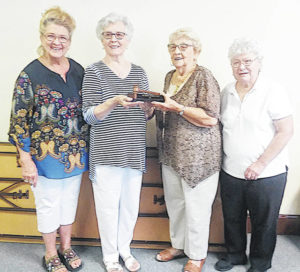 Hillsboro Women's Club elects officers