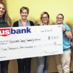 US Bank supports Highland Co. Community Action