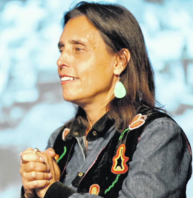 "Author/activist Winona LaDuke will give the keynote address at 7 p.m. in Heiland Theatre, Boyd Cultural Arts Center, on ""Human Rights: The Rights of Nature and an Era of Extreme Extraction and Climate Change."" A two-time vice presidential candidate with the Green Party, the acclaimed environmentalist and economist is known for her work on tribal land claims and preservation, along with sustainable development."