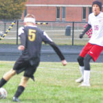 Mustangs move past the Lions