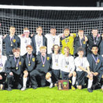 Mustangs claim district title in shootout