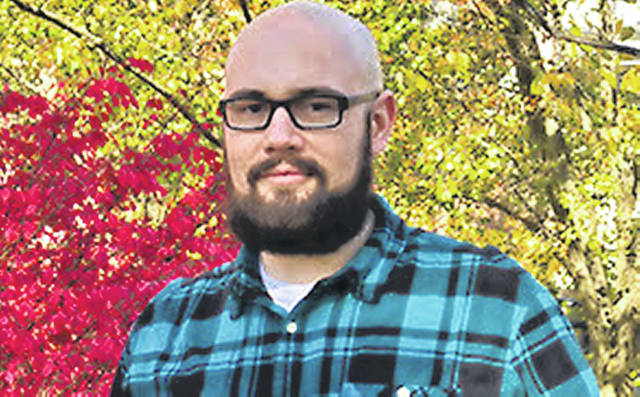 Dan Lamb, who graduated from SSCC's RN program in 2014, is now in his second year of medical school at the Northeast Ohio Medical University.