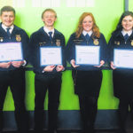 McClain students earn FFA Degrees