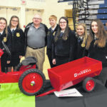 Tractor being raffled in memory of Stevens