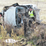 Serious injuries in rollover