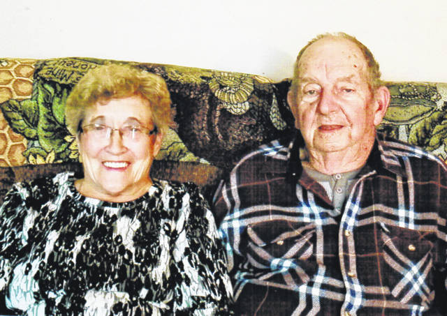 Gerald and Nola Roush will celebrate their 70th wedding anniversary on Dec. 10, 2019. They were married on Dec. 10, 1949. They have two sons, four grandchildren, six great-grandchildren, two stepgrandchildren and three great-great-grandchildren.