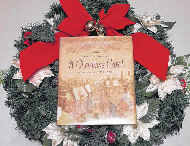 "Charles Dickens' ""A Christmas Carol"" was published in December 1843. The novella follows wealthy business owner Ebenezer Scrooge as he is visited by three Christmas ghosts, and some historians have said it heavily influenced the way America celebrates Christmas."