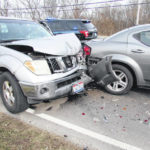 One driver sent to HDH after crash