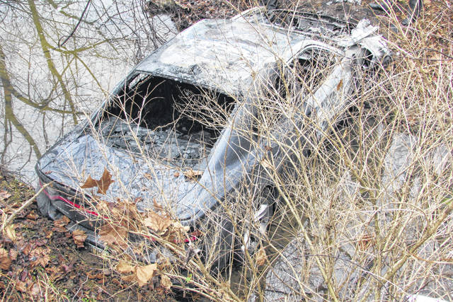 Hillsboro resident Robert D. Newkirk died in this accident Friday morning on SR 138, about one-half mile northeast of the interesection of Mad River Road south of Hillsboro.