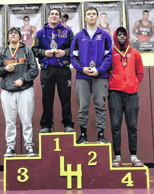 In this picture is Phil Waters in first place and Justin Kegley in second place shown is this photo.