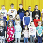Lynchburg-Clay Elementary January Students of the Month