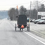 Safety rules for Amish buggies