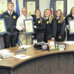 National FFA Week saluted by commissioners