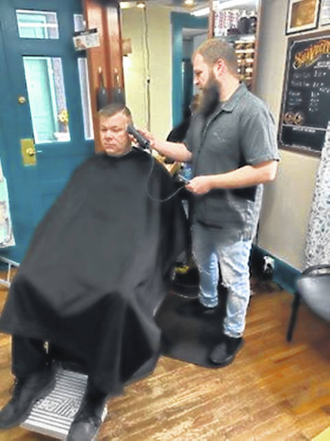 Danny Roberts has opened a new barbershop at Shear Savage Salon & Spa, 317 E. Main St., Hillsboro. He is cutting hair by appoitment only from 9 a.m. to 5 p.m. Monday, Wednesday and Friday; 11 a.m. to 7 p.m. Thursday; and 8 a.m. to noon Saturday. Roberts has 10 years experience and worked the past four years at Uncle Buck's Barber Shop in HIllsboro. He can be reached at 937-509-0240.