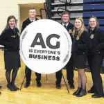 FFA helps at Ag is Everyone's Business