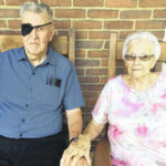 Drive-in blinddate turns into 70-year marriage