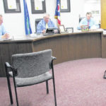 Commissioners change venue