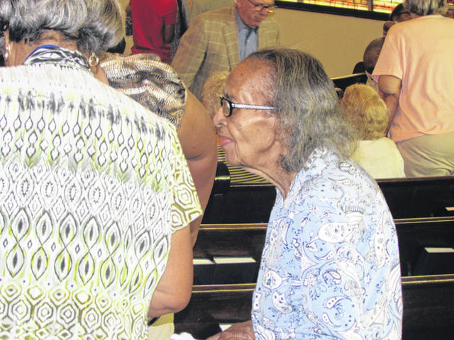 In 2018, the Lincoln School Marching Mothers were inducted into the Highland County Historical Society Hall of Fame. At that time, Zella Mae Cumberland and Elsie Steward Young were the only living members of the Marching Mothers. The two received a standing ovation at the ceremony.